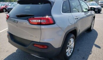 2016 Jeep Cherokee Limited 4dr SUV full