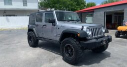 Wrangler Jeep Unlimited 2016